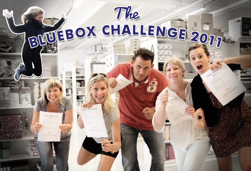 The Bluebox Challenge
