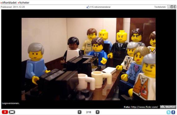 Lego i nyheter - Aftonbladet