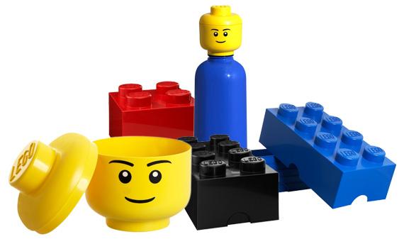 Legolådor på Bluebox.se