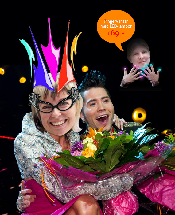 Melodifestivalen - Bluebox.se