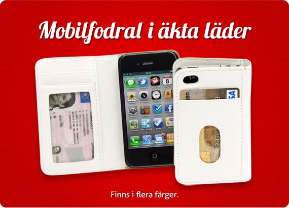 Mobilfodral och korthållare - Bluebox.se