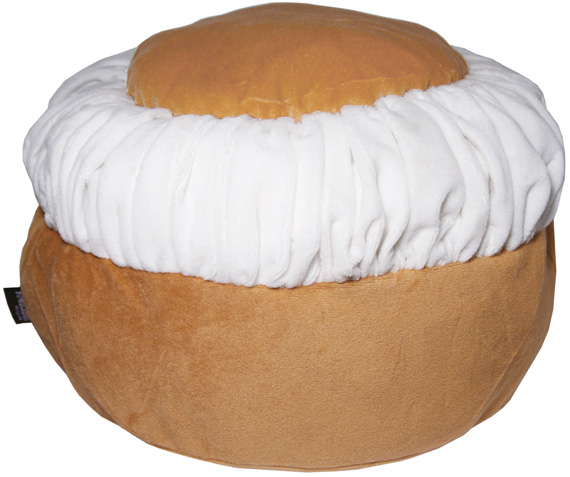 Semla sittpuff