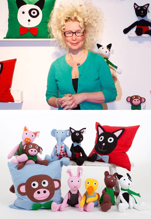 Bluebox.se intervjuar Karin Mannerstål om ny leksakskollektion